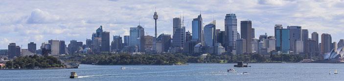 Fusion Locksmiths service all of Sydney, NSW.
