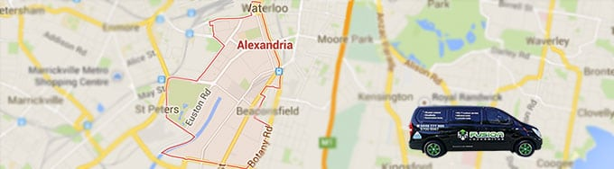Our locksmith service is available in Alexandria