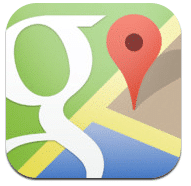 Google+ and Google Maps app mobile reviews