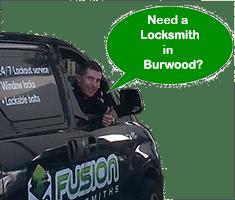 Locksmith service local to Burwood