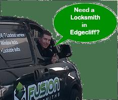 Josh is our locksmith in Edgecliff