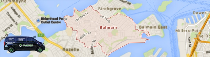 locksmith service for Balmain