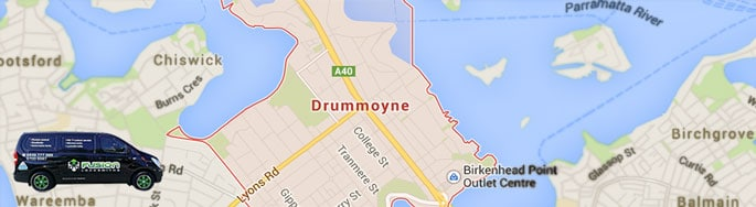 Locksmith service for Drummoyne