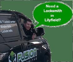 Mobile locksmith service in Lilyfield