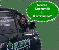 Need a locksmith in Marrickville