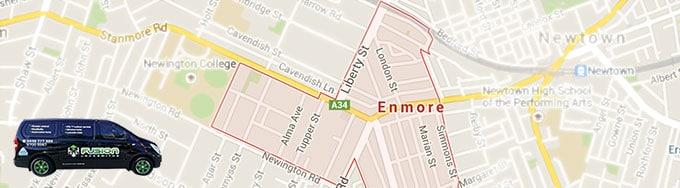 Enmore Locksmiths service area