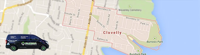we provide our locksmith service to Clovelly 24 hours a day 7 days a week