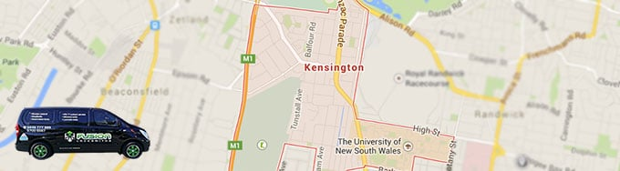 Our locksmith service is available 24 hours a day in Kensington