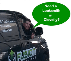 Need a locksmith in Clovelly