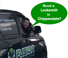 Need a locksmith in Chippendale